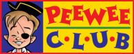PeeWee Patch Club Logo